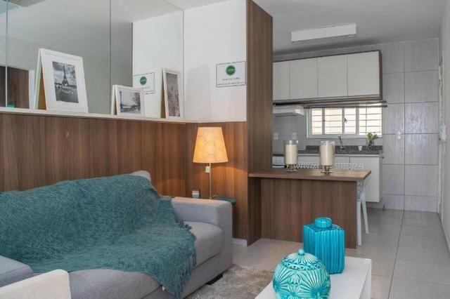 Vendo duplex 2/4 novíssimo em condomínio fechado com excelente área de lazer pelo mcmv - Foto 11