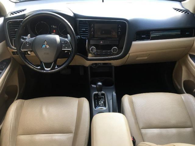 Mitsubishi Outlander Diesel - Super Nova - Garantia Mtsubishi - Foto 5