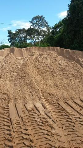 Areia lavada na Promoção