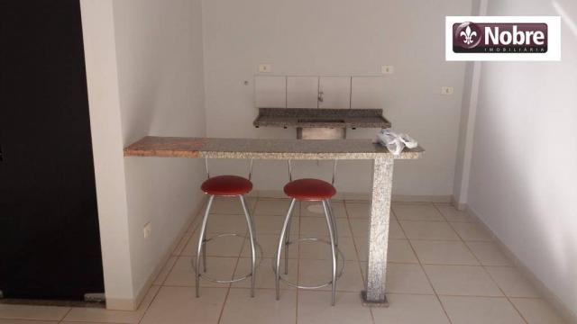 Casa com 1 dormitório para alugar, 35 m² por r$ 605,00/mês - plano diretor sul - palmas/to - Foto 9