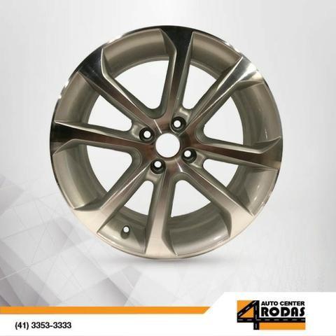 Roda ARO 17 4X100 Scorro S-205 Prata/Diamante