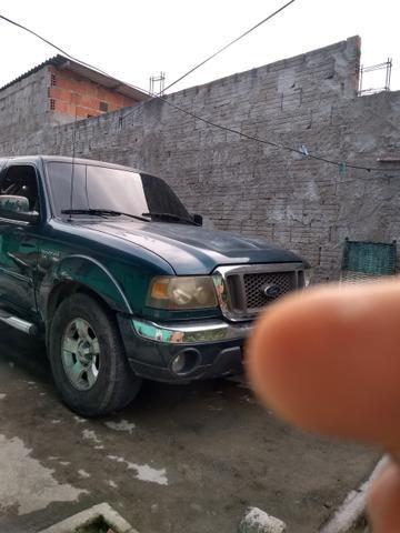 Vendo ou troco essa Ford Ranger - Foto 2