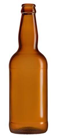 Garrafas de cerveja tipo inglesa -