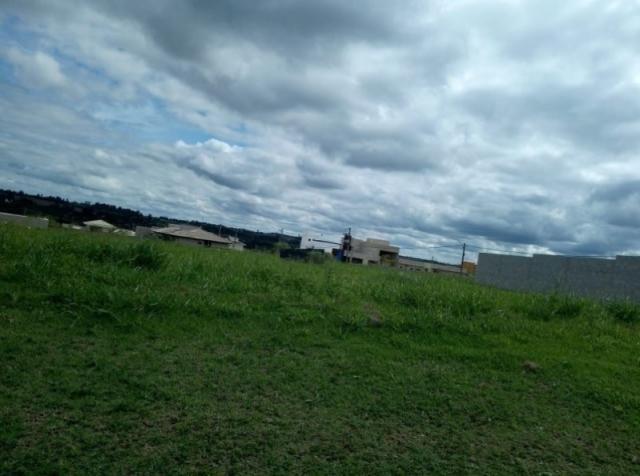 Loteamento/condomínio à venda em Condomínio solar do bosque, Sorocaba cod:1104