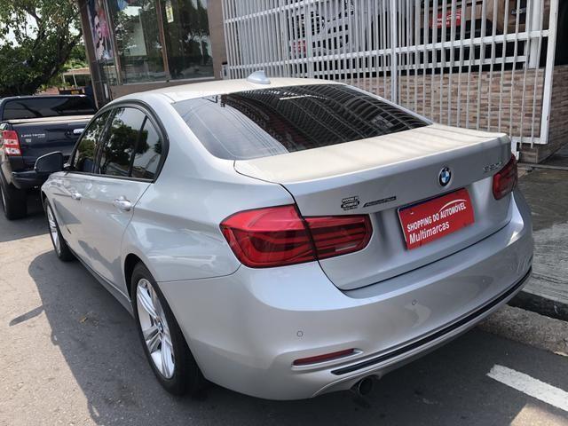 BMW 320 I 2.0 turbo Active flex 2017 - Foto 3