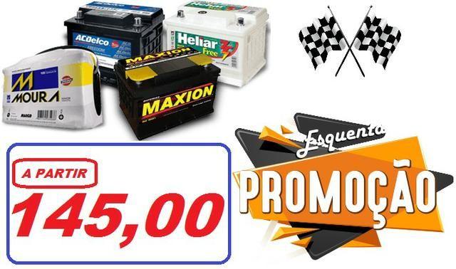 Baterias A Partir R$ 145,00 Promoção