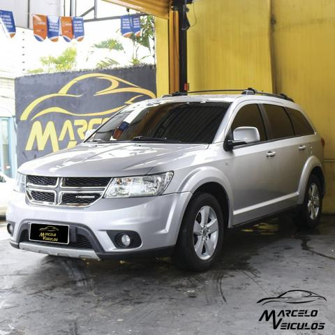 DODGE JOURNEY 2011/2012 3.6 SXT V6 GASOLINA 4P AUTOMÁTICO