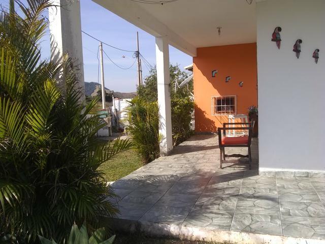 Casa de praia toda mobiliada a 80m da praia de Ponta Negra marica e em frente a lagoa - Foto 14