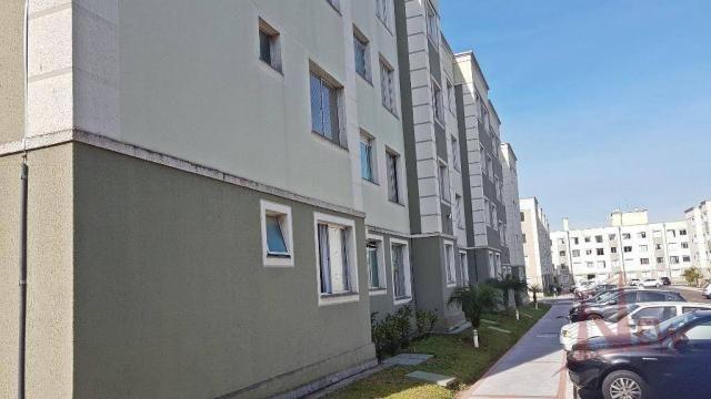 Apartamento 02 quartos no Bom Jesus, São José dos Pinhais - Foto 3
