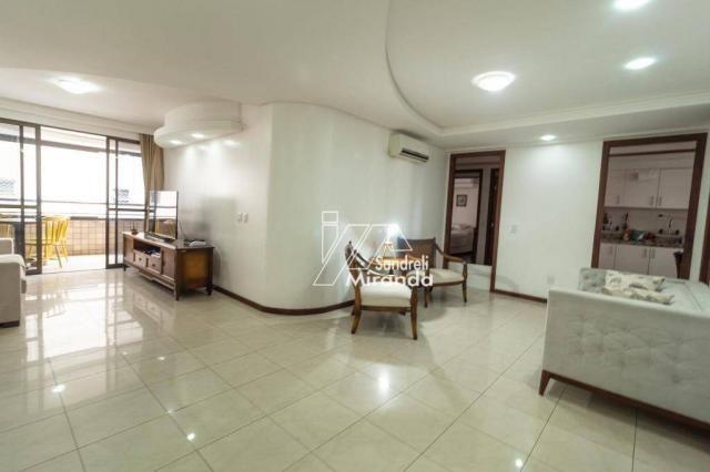 Apartamento com 3 dormitórios à venda, 158 m² por r$ 850.000 - aldeota - fortaleza/ce
