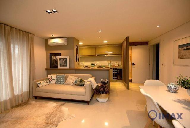 Studio com 1 dormitório à venda, 55 m² por R$ 259.836,24 - Centro - Foz do Iguaçu/PR - Foto 11