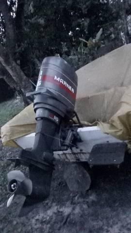 Motor de popa 115 Hp mariner - Foto 2