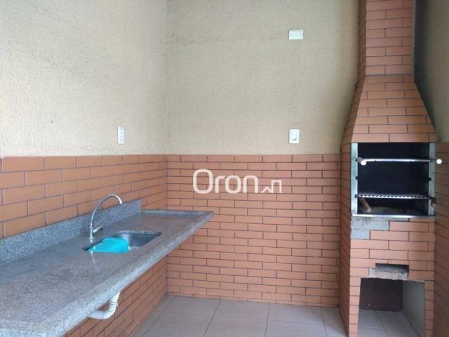 Apartamento com 2 dormitórios à venda, 63 m² por R$ 180.000,00 - Setor Bueno - Goiânia/GO - Foto 8