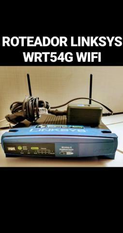 LinkSys Wrt54g - Wifi