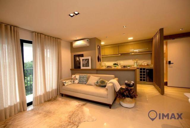 Studio com 1 dormitório à venda, 55 m² por R$ 259.836,24 - Centro - Foz do Iguaçu/PR - Foto 12