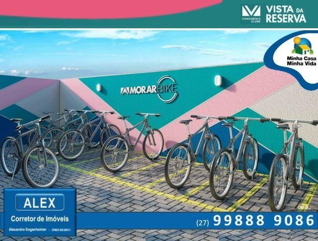 ALX - 66 - APÊ 2 quartos com parcelas a partir de R$499,00 - Foto 6