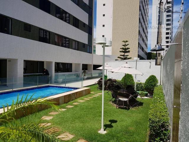 Apartamento com 3 dormitórios à venda, 70 m² por R$ 480.000 - Engenheiro Luciano Cavalcant - Foto 16