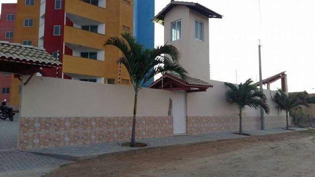 Apartamento na Praia do Morro Branco