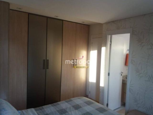 Apartamento à venda, 96 m² por R$ 655.000,00 - Santa Paula - São Caetano do Sul/SP - Foto 9