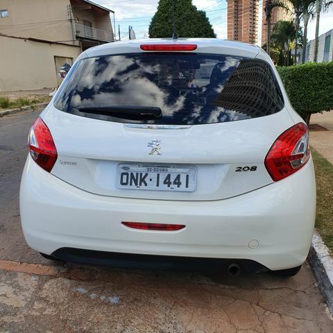 Peugeot 1.5 208 Allure Conservadíssimo - Foto 5
