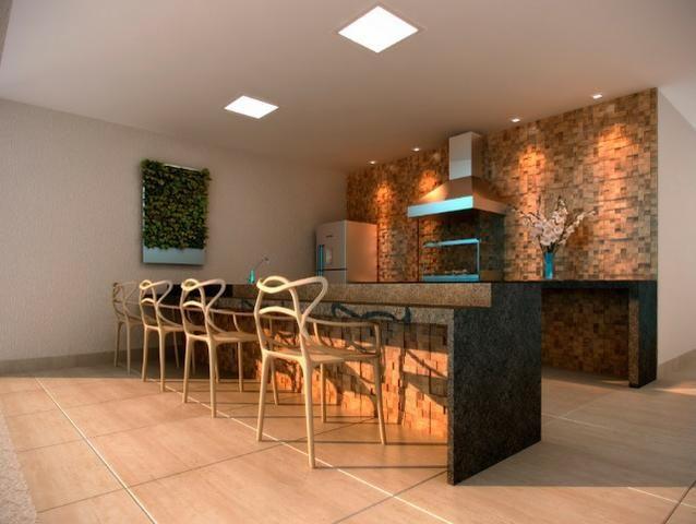 Apartamento 2Q região Noroeste 100% financiado entrada facilitada - Foto 4