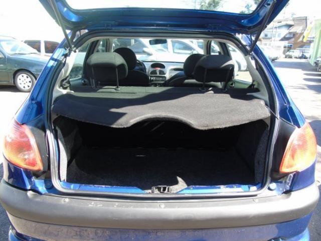 Peugeot 206 2007 1.4 sensation 8v flex 4p manual - Foto 18
