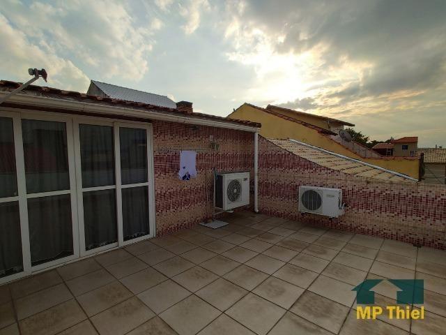 Cond. Beija-Flor III, Triplex com terraço gourmet - Foto 12