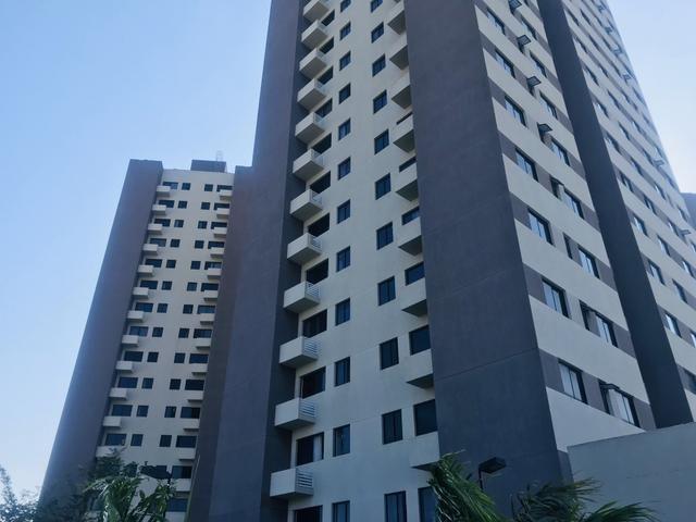 Apartamento mobiliado 2/4 em Ponta Negra - Ecogarden - Foto 2