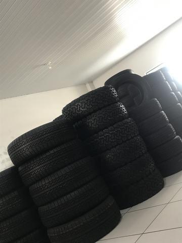 Qualidade e super garantia -pneus remold