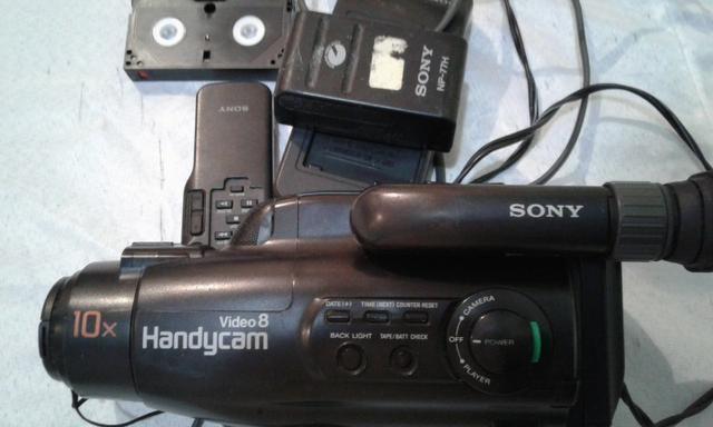 Camara filmadora sony - Foto 5