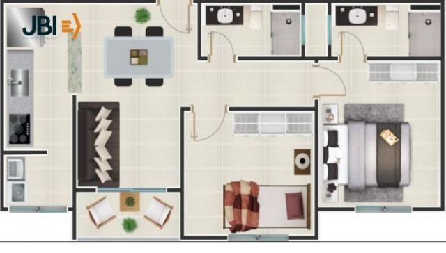 Apartamento, Tabapuá, Caucaia-CE - Foto 10