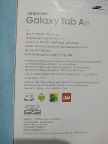 Tablet Samsung A6 - Foto 5