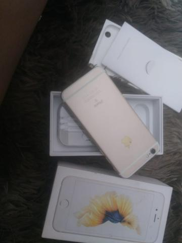 Vendo iPhone 6 s 16 gb novo completo - Foto 3