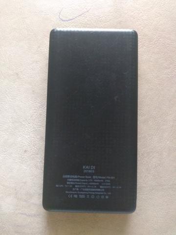 Vendo carregador portátil Pineng Power, R$100 - Foto 2
