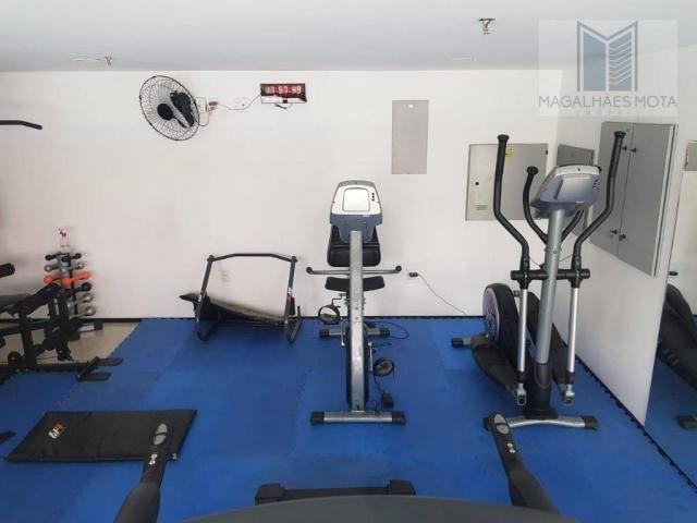 Apartamento com 3 dormitórios à venda, 70 m² por R$ 480.000 - Engenheiro Luciano Cavalcant - Foto 13