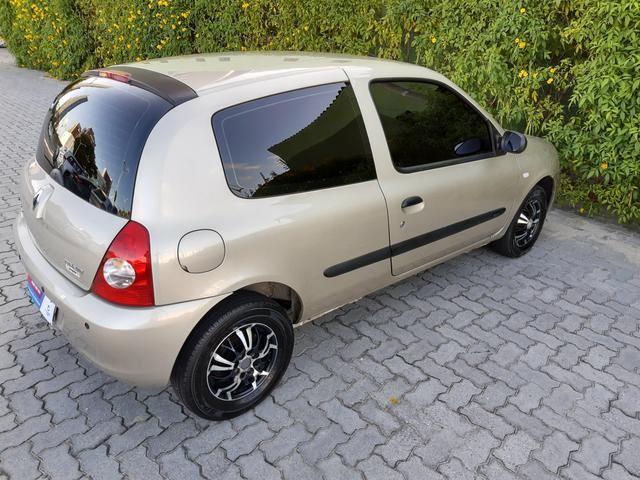 Renault clio 2011 apenas km 84.000 originais !! - Foto 4