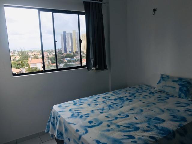 Apartamento mobiliado 2/4 em Ponta Negra - Ecogarden - Foto 14