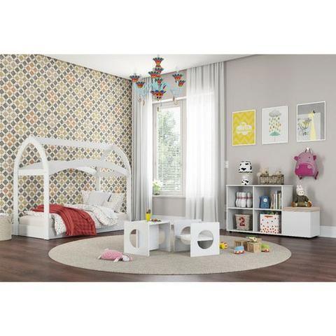 Cama Infantil Dora Branco - *Nova na embalagem - Foto 4