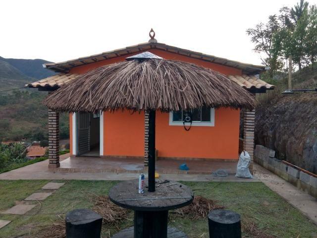 Excelente casa em Itabirito com 2 quartos