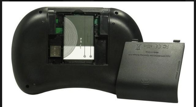 Mini teclado sem fio Touch - Foto 6