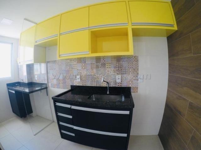 Lindo Apartamento 2 Quartos Montado no Ilha Bela em Colina de Laranjeiras - Foto 5