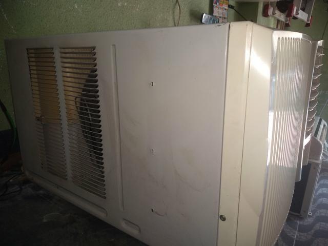 Vendo ar-condicionado 12 mil BTUs marcar Springer 110 volt - Foto 4