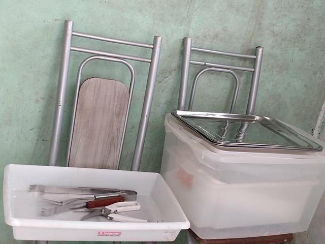 Vendo uma máquina de assar frango, mini fogão industrial - Foto 4