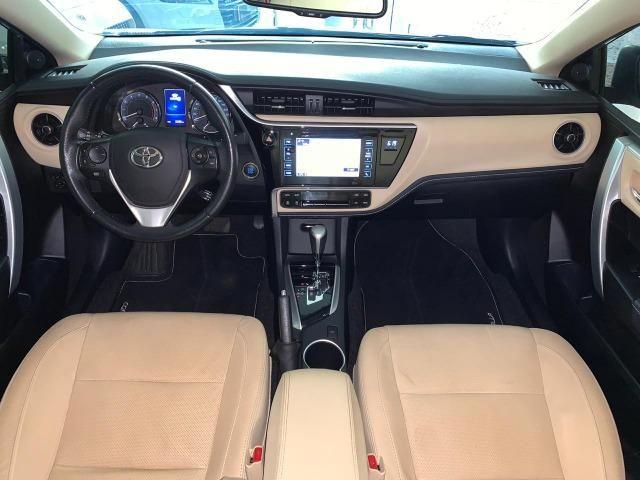 Toyota Corolla Altis Flex 2018 - Foto 10