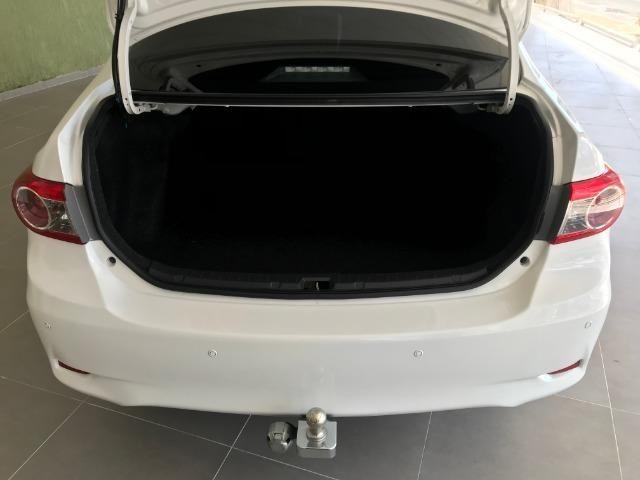 Toyota Corolla Automático 2014 - Muito conservado! - Foto 11