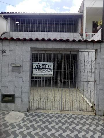 Casa Duplex 4/4 em Mussurunga 2 Setor L