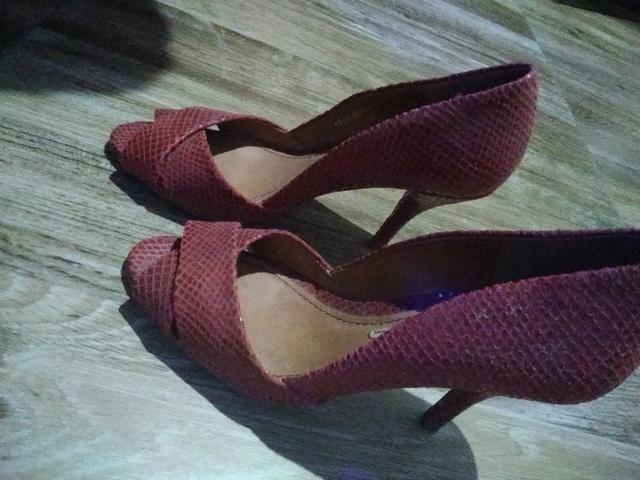 Sapato e bolsa santa lolla - Foto 2