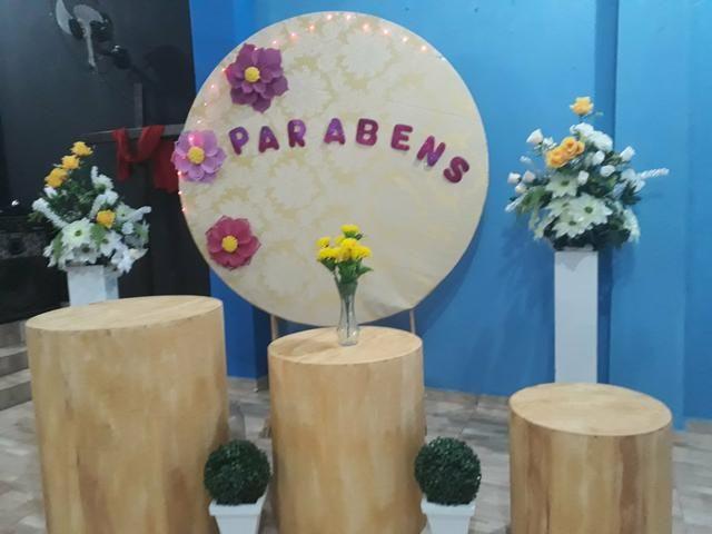 Alugo moveis para festa infantil 150 aparti - Foto 3