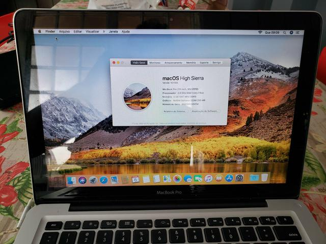 Macbook Pro 2010 core2duo