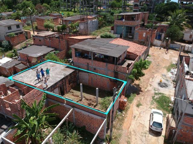 Vendo esta casa em construção - Foto 4
